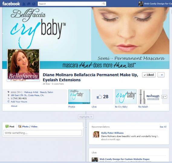 Facebook Bellafaccia Diane