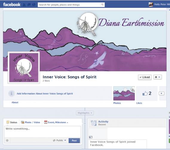 Facebook Banner Timeline
