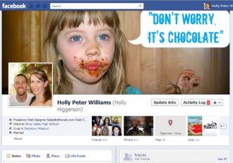 Facebook Graphics Personal Banners Custom