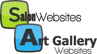 Custom Wordpress websites Salon and beauty websites and Art Gallery niches