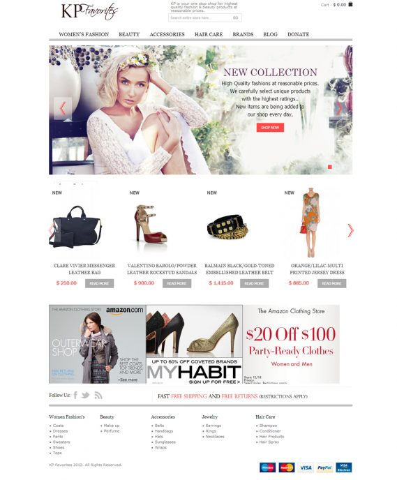Ecommerce websites made to fit your business needs