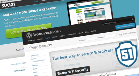 Sucuri Plug In keeping your wordpress website safer