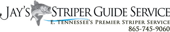 Jay Fishing Striper Service