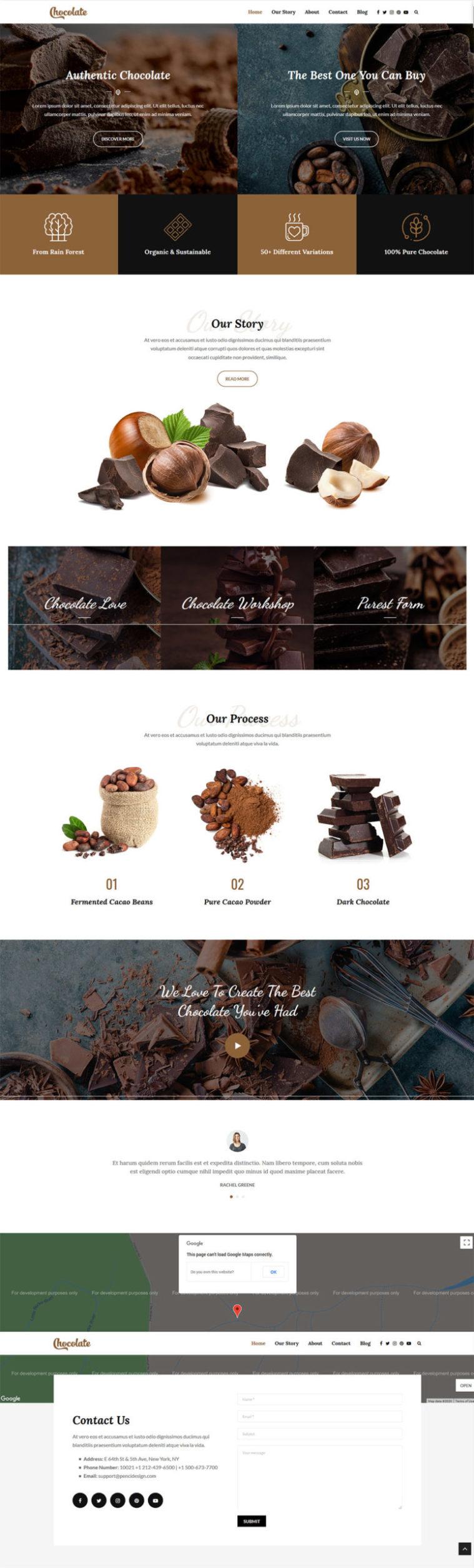 Penenws Chocolate